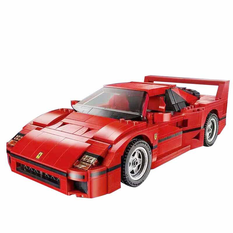 เลโก้ LEPIN Creators ชุดรถเฟอร์รารี่ F40 จำนวน 1,158 ชิ้น