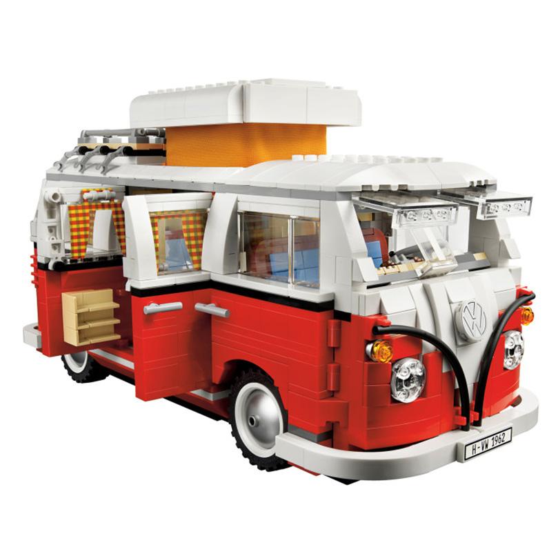ตัวต่อ BELA Creators ชุดรถตู้โฟล์ค Volkswagen จำนวน 1,342 ชิ้น