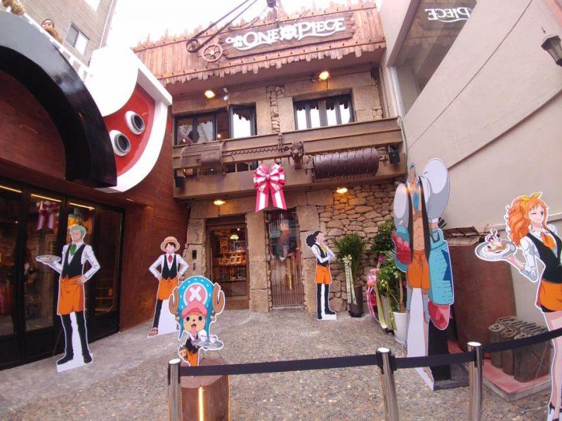 Cafe de One Piece ร้านคาเฟ่วันพีช เปิดบริการแล้วจ้า