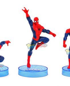 โมเดล Spider man แอคชั่น 3 แบบ