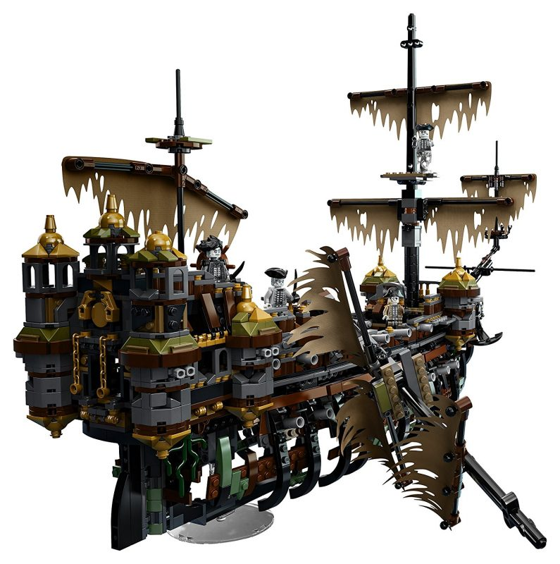 LEGO Pirates of the Caribbean Silent Mary Ship ตัวต่อเรือไซเรนแมรี่