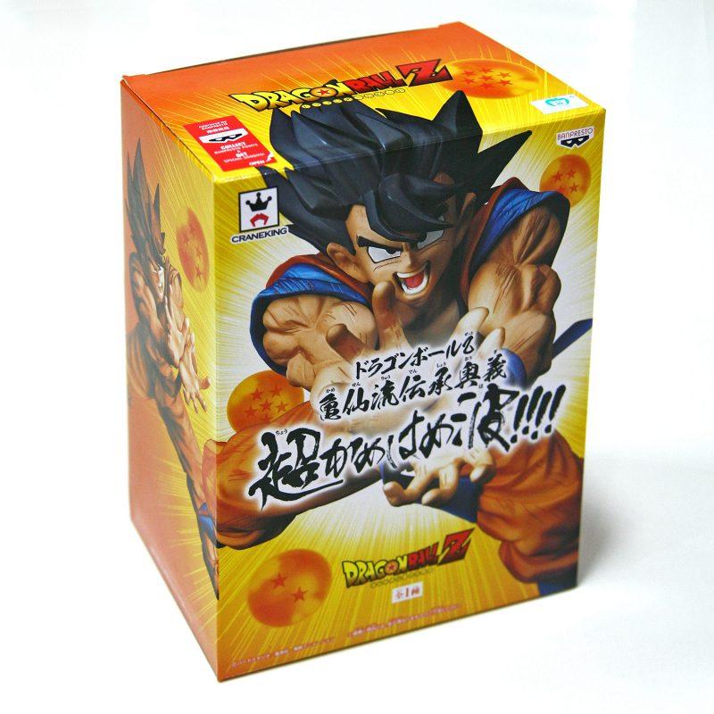 แท้HK โกคูพลังคลื่นเต่า Dragon Ball Goku Kamekameha