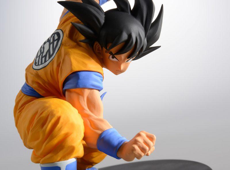 แท้HK โมเดลโกคู Dragon Ball SCultures Big Budoukai7 Goku