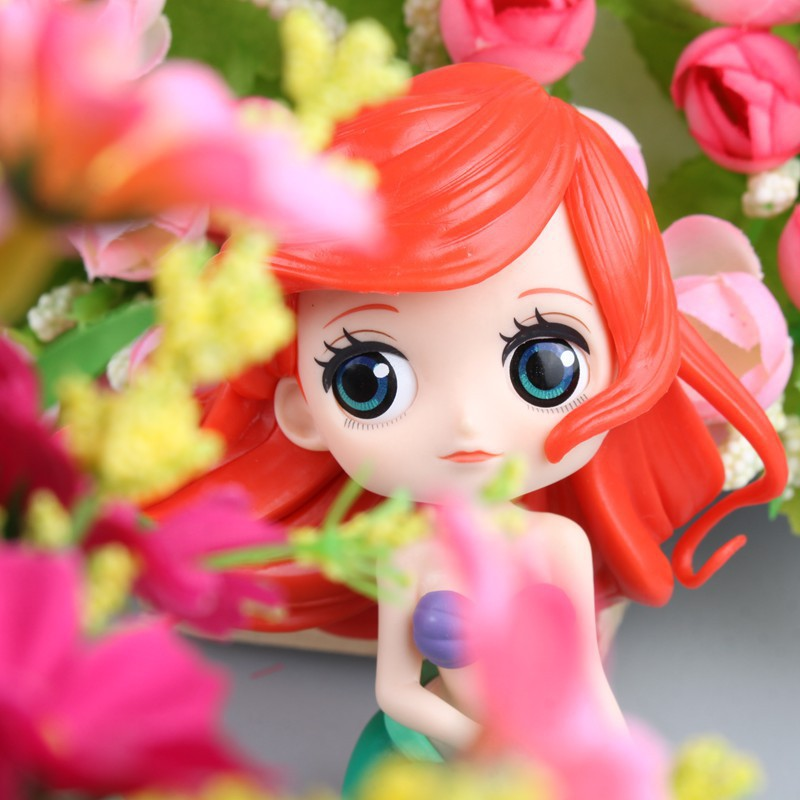 Q Posket Characters เจ้าหญิงเงือก Ariel