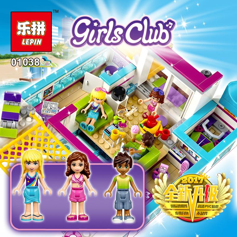 เลโก้เฟรนด์เรือยอร์ชสุดหรู Lego Friends Sunshine Catamaran