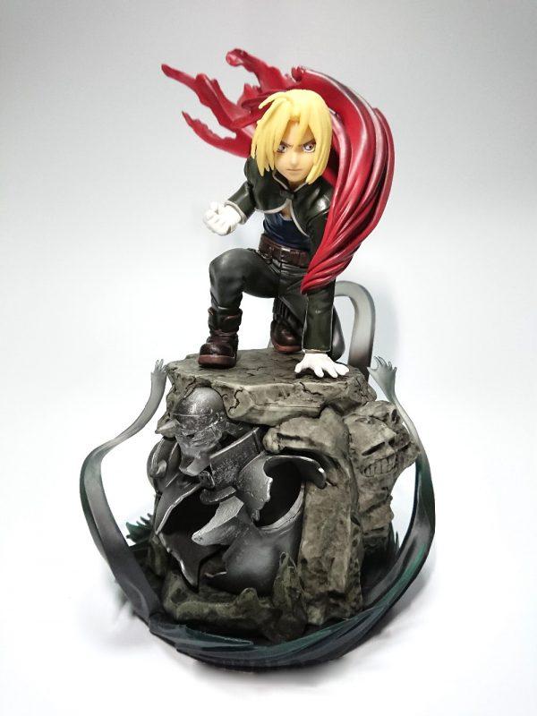 Kotobukiya โมเดล Edward Elric แขนกลคนแปรธาตุ Fullmetal Alchemist Brotherhood