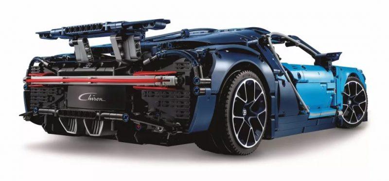 LEPIN Technic ตัวต่อรถบูกาติ Bugatti Chiron